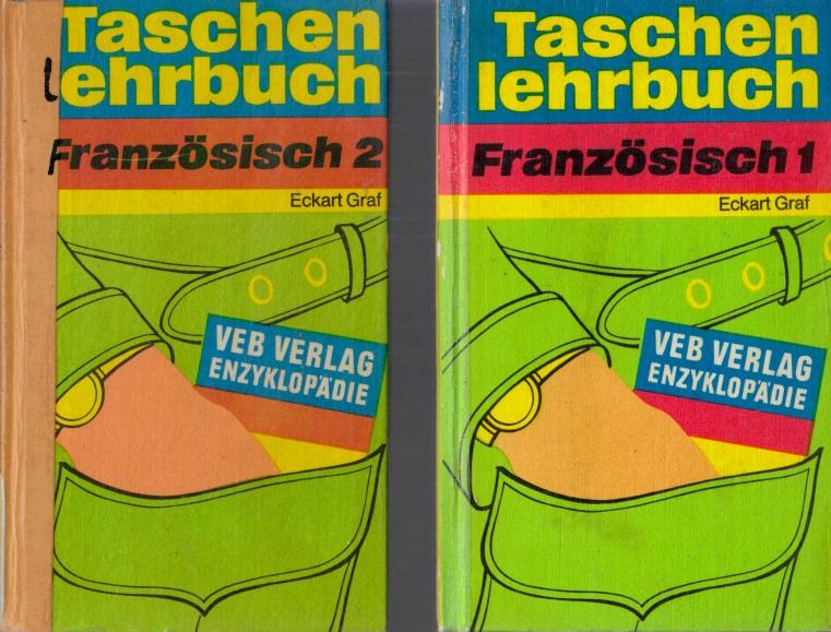 Taschenlehrbuch Französisch 1 + 2 2 Bücher