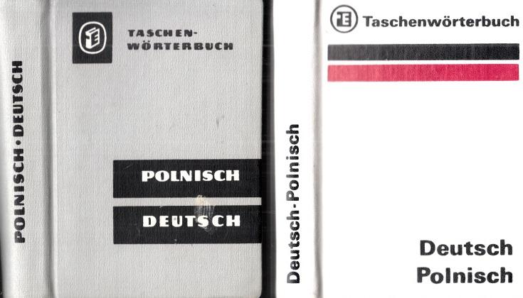 Taschenwörterbuch deutsch-polnisch + Polnisch-deutsches Wörterbuch 2 Bücher