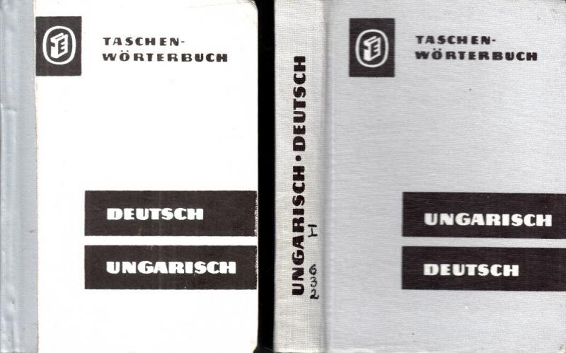 Taschenwörterbuch Deutsch-Ungarisch, Ungarisch-Deutsche