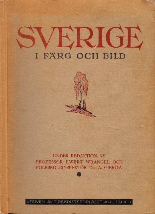 Sverige - I färg och Bild