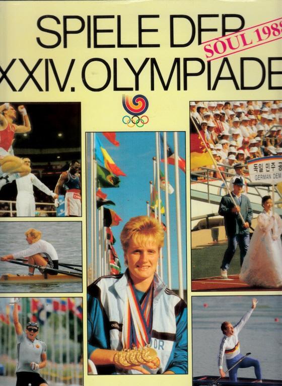 Spiele der XXIV. Olympiade Soul 1988