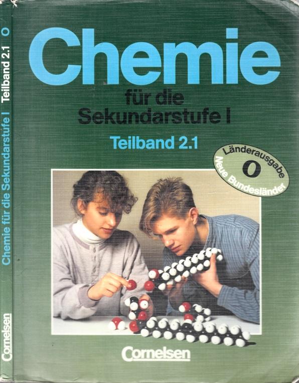 Chemie für die Sekundarstufe 1, Teilband 2.1