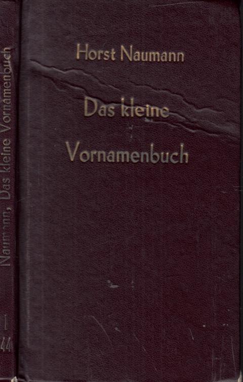 Das kleine Vornamenbuch