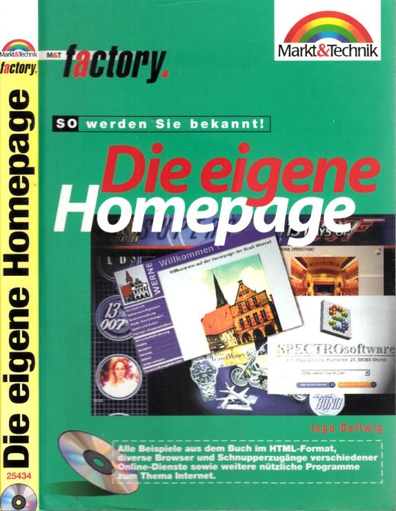 So werden Sie bekannt!: Die eigene Homegage - OHNE CD-ROM