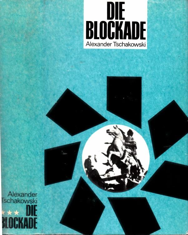 Die Blockade dritter Band