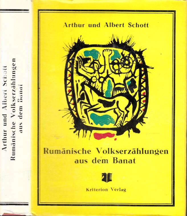 Rumänische Volkserzählungen aus dem Banat - Märchen, Schwanke, Sagen