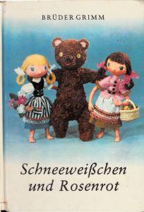 Schneeweißchen und Rosenrot - Ein Beschäftigungsbuch zur Selbstanfertigung der Puppen und Szenerien Entwurf und Anfertigung der Stellpuppen HANNELORE WEGENER