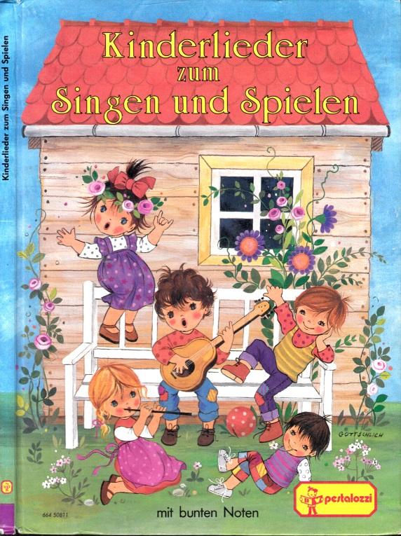 Kinderlieder zum Singen und Spielen