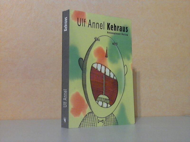 Kehraus Hausmeisterkarikatur vor dem Haupttitel von Otto Damm
