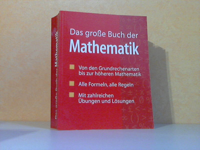 Das große Buch der Mathematik