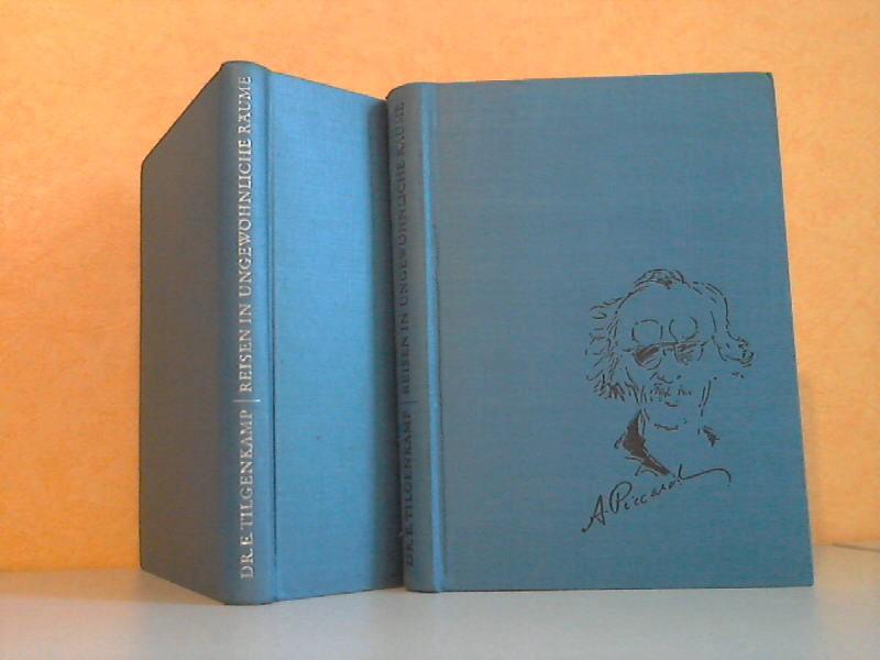 Reisen in ungewöhnliche Räume Band 1und Band 2 - Eine autorisierte Biographie 2 Bücher