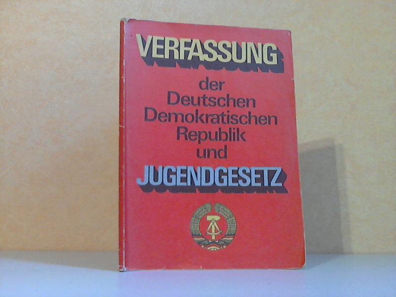 Verfassung der DDR und Jugendgesetz