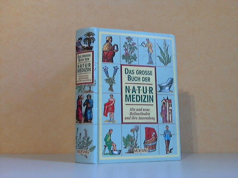 Das grosse Buch der Naturmedizin - Alte und neue Heilmethoden und ihre Anwendung