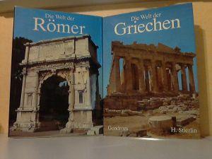 Die Welt der Römer - Die Welt der Griechen 2 Bücher