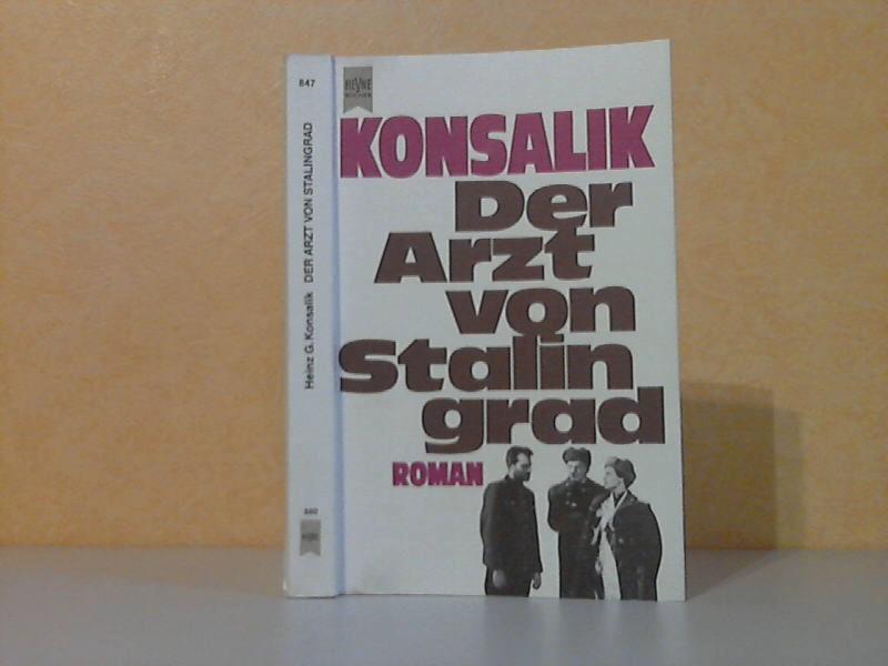Der Arzt von Stalingrad Heyne- Buch Nr. 847