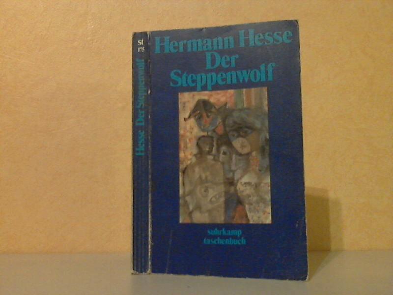 Der Steppenwolf - Erzählung