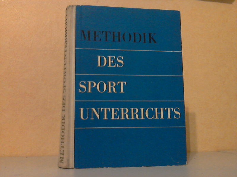 Methodik des Sportunterrichts