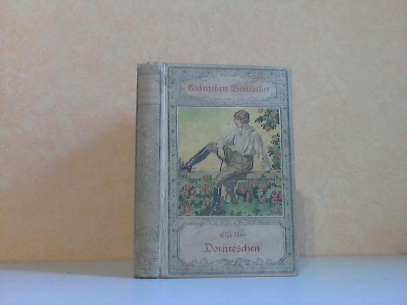 Dornröschen - Kränzchen-Bibliothek Mit acht Tondruckbildern von G. Kirchbach