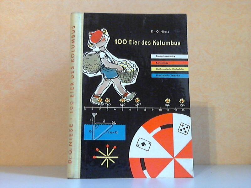 100 Eier des Kolumbus Illustrationen von Heinz-Karl Bogdanski