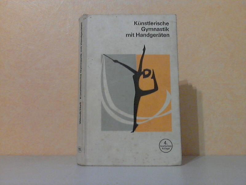 Künstlerische Gymnastik mit Handgeräten