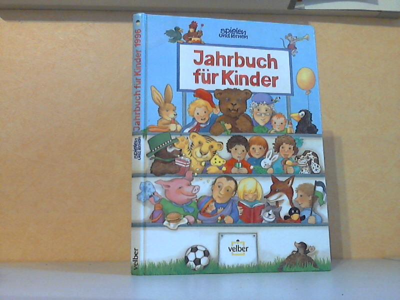 Jahrbuch für Kinder - Spielen und lernen