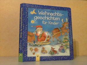 Weihnachtsgeschichten für Kinder - Ein weihnachtsbuch für die ganze Familie Illustriert von Marion Krätscimer