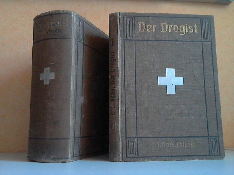 Der Drogist Band 2 und 3 - Ein theoretisches und praktisches Handbuch - Lehrbuch für Drogisten 2 Bücher