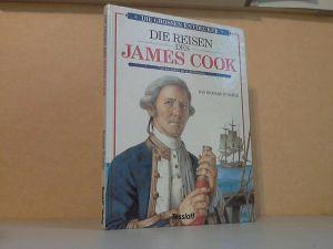 Die grossen Entdecker. Die Reisen des James Cook. Von der Südsee bis in die Eismeere Illustrationen von Richard Hook