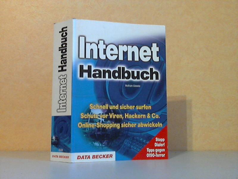 Das große Internet-Handbuch