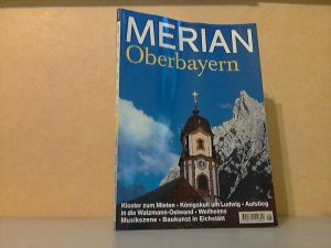 Merian - Oberbayern