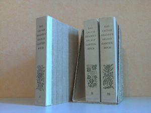 Das große Reader`s Digest Gartenbuch in drei Bänden
