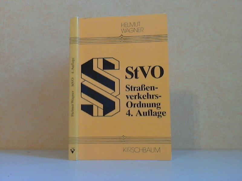Straßenverkehrs-Ordnung StVO - Textausgabe mit Hinweisen auf die amtliche Begründung, auf höchstrichterliche Entscheidungen und auf ergänzende Vorschriften