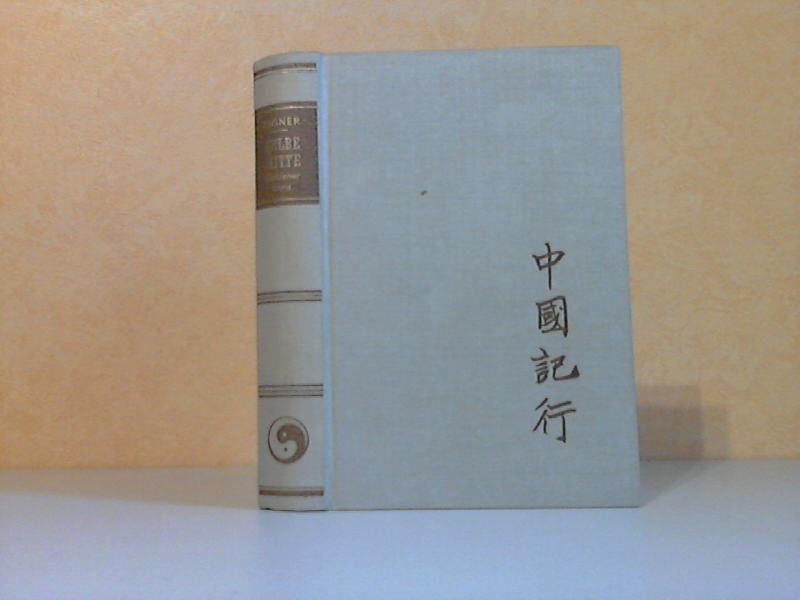 Gelbe Mitte goldener Kreis - Ein Chinabuch