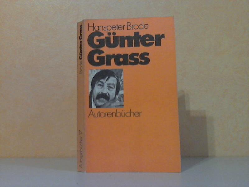 Autorenbücher 17: Günter Grass