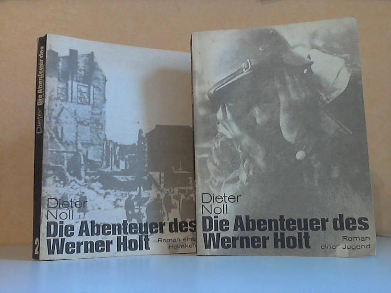 Die Abenteuer des Werner Holt: Roman einer Jugend + Roman einer Heimkehr - Band 1 + 2 2 Bücher