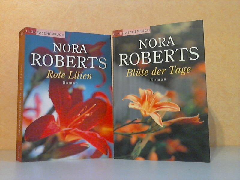 Blüte der Tage - Rote Lilien 2 Bücher