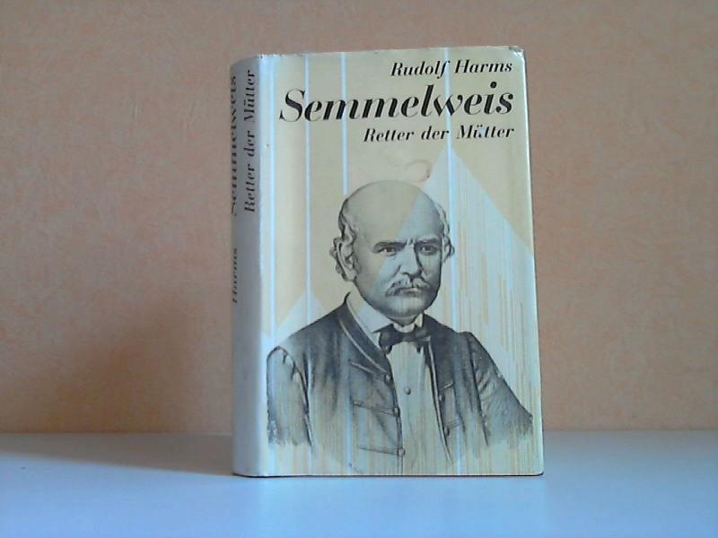 Semmelweis - Retter der Mütter - Ein biographischer Roman