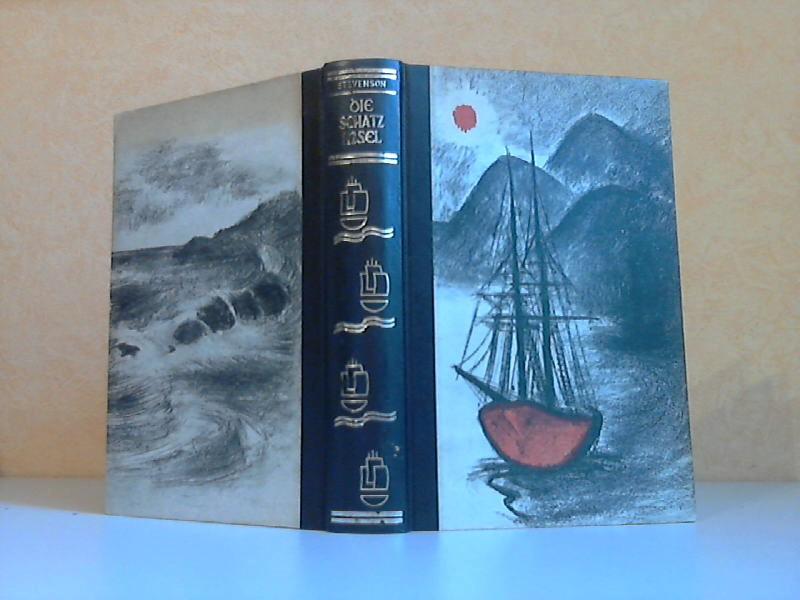 Die Schatzinsel Buchausstattung und Illustrationen Karl Bauer