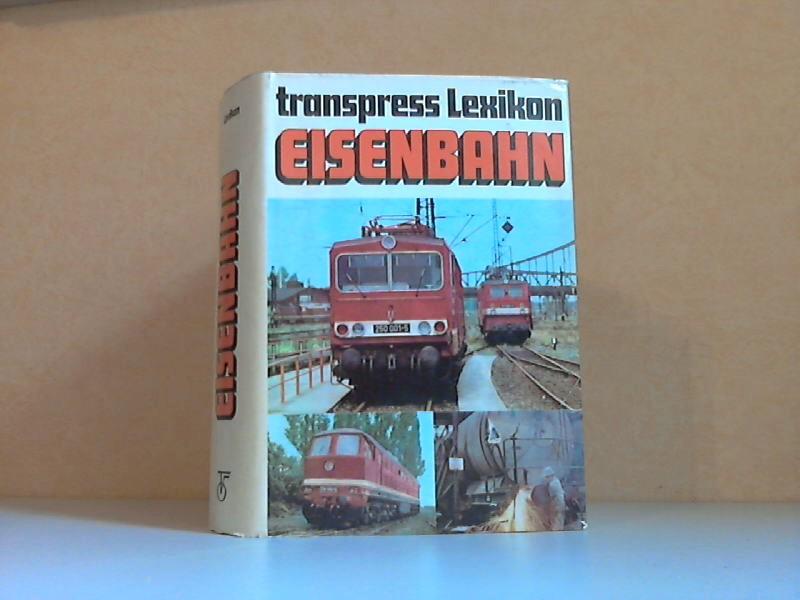 transpress Lexikon Eisenbahn