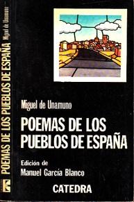 Poemas de los pueblos de Espana