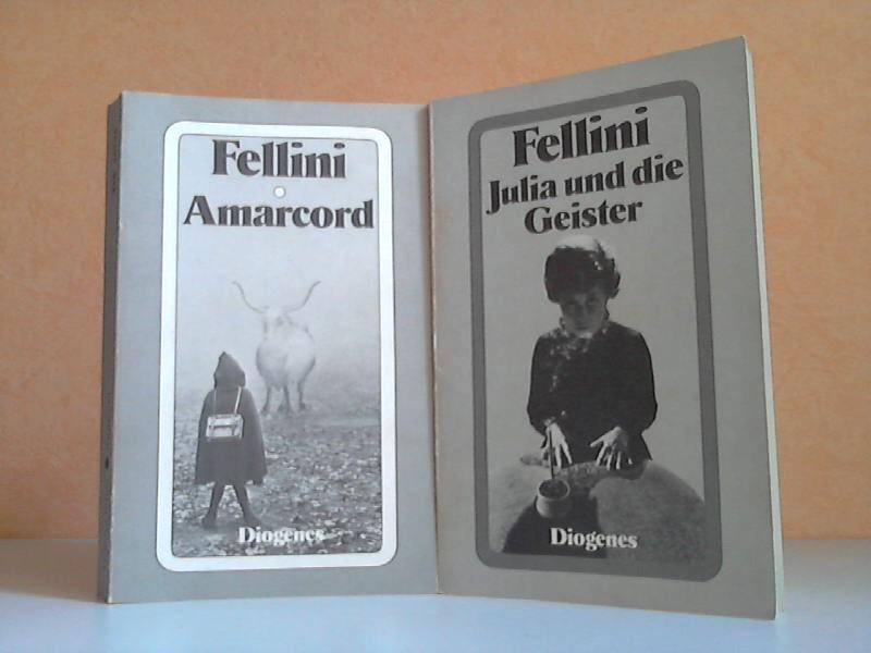 Julia und die Geister - Amarcord 2 Bücher