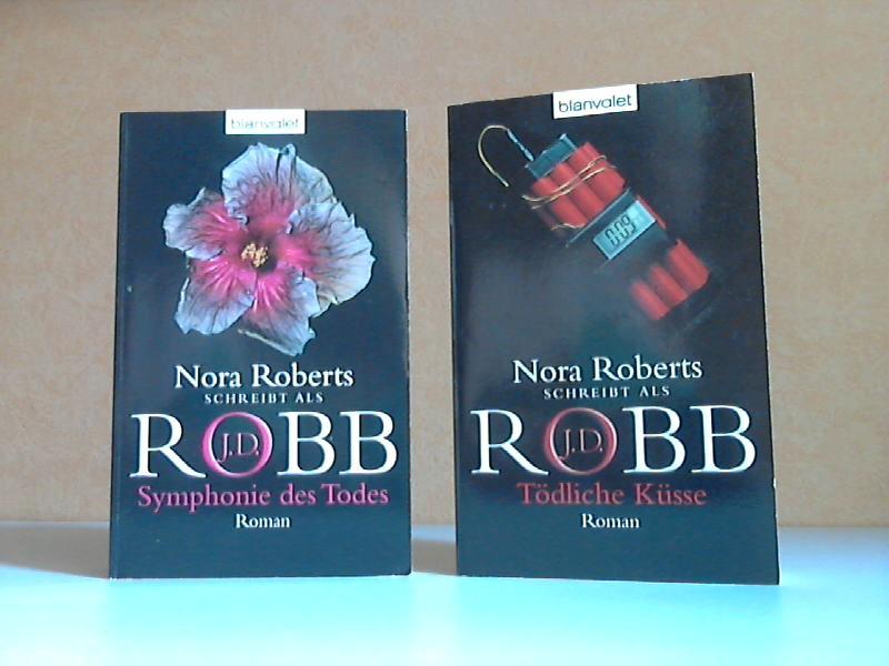 Tödliche Küsse - Symphonie des Todes 2 Bücher