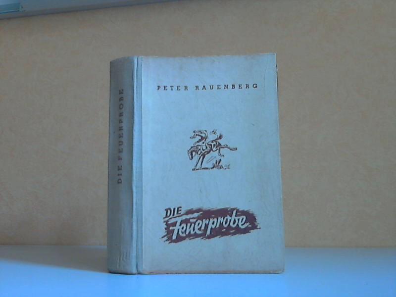 Die Feuerprobe - Wild-West Abenteuerroman