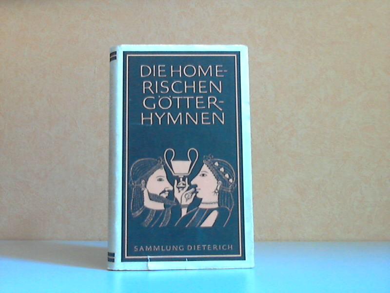 Die Homerischen Götterhymnen Sammlung Dieterich Band 97