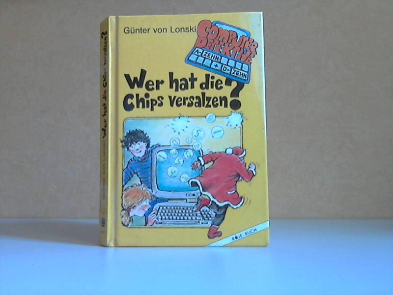 Wer hat die Chip versalzen?
