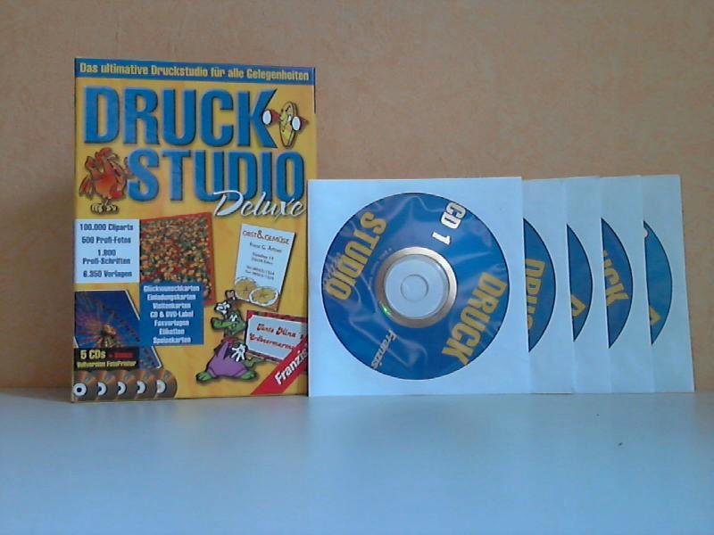 Druck-Studio - Das ultimative Druckstudio für alle Gelegenheiten