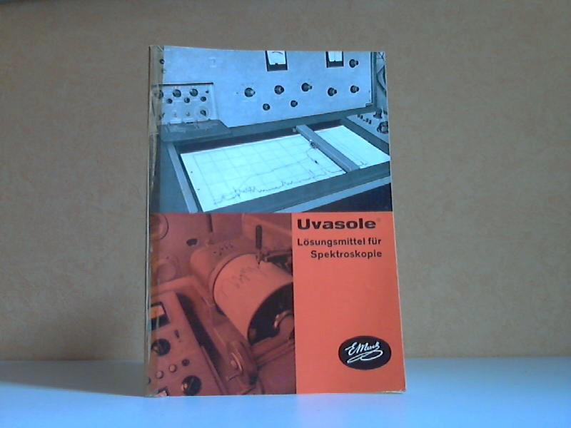 Uvasol, Lösungsmittel für Spektroskopie