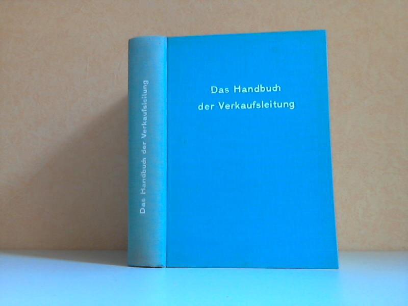 Das Handbuch der Verkaufsleitung