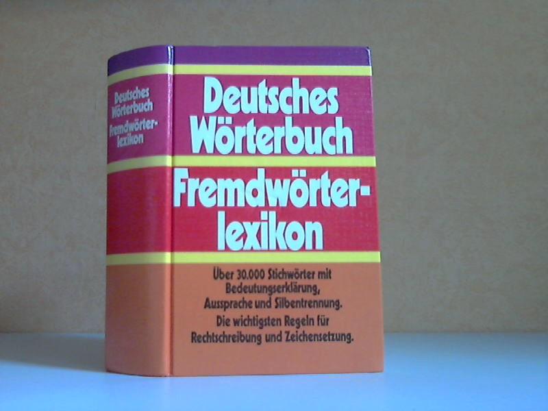 Deutsches Wörterbuch - Fremdwörterlexikon