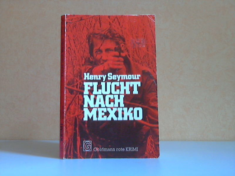 Flucht nach Mexiko - Kriminalroman